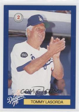 1994 Los Angeles Dodgers D.A.R.E. #2 - Tom Lasorda