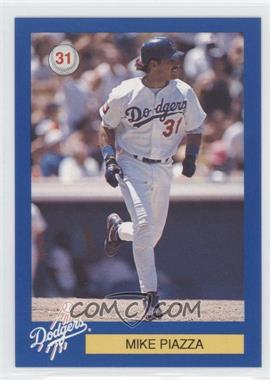 1994 Los Angeles Dodgers D.A.R.E. #31 - Mike Piazza