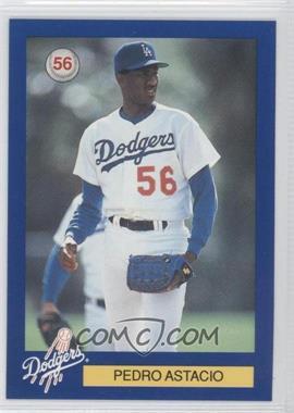 1994 Los Angeles Dodgers D.A.R.E. #56 - Pedro Astacio