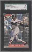Frank Robinson [SGC AUTHENTIC]