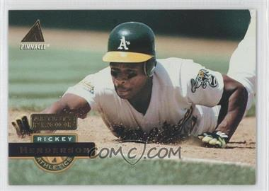 1994 Pinnacle Artist's Proof #450 - Rickey Henderson