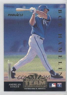 1994 Pinnacle Rookie Team Pinnacle #RTP 2 - Bob Hamelin, J.R. Phillips