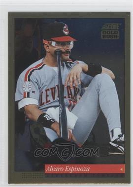 1994 Score - [Base] - Gold Rush #141 - Alvaro Espinoza
