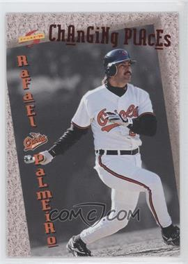 1994 Score Rookie & Traded - Changing Places #CP2 - Rafael Palmeiro