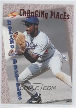 1994 Score Rookie & Traded - Changing Places #CP9 - Delino DeShields