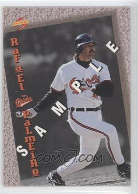 1994 Score Rookie & Traded - Samples #CP2 - Rafael Palmeiro
