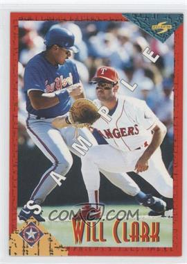 1994 Score Rookie & Traded - Samples #RT1 - Will Clark