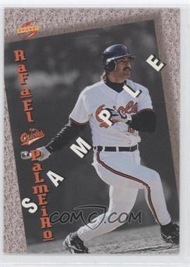 1994 Score Rookie & Traded [???] #2 - Rafael Palmeiro