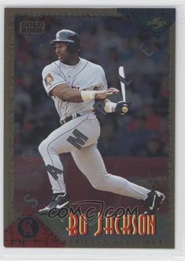 1994 Score Rookie & Traded [???] #3 - Bo Jackson
