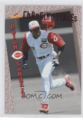 1994 Score Rookie & Traded [???] #CP10 - Deion Sanders