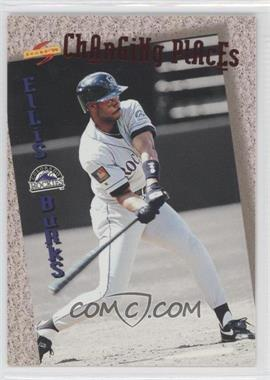 1994 Score Rookie & Traded [???] #CP7 - Ellis Burks