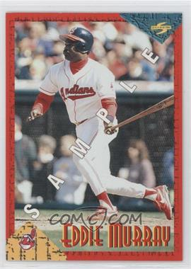 1994 Score Rookie & Traded [???] #RT5 - Eddie Murray