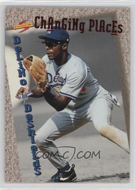 1994 Score Rookie & Traded Changing Places #CP9 - Delino DeShields