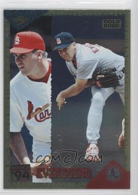1994 Score Rookie & Traded Gold Rush #RT141 - Bryan Eversgerd