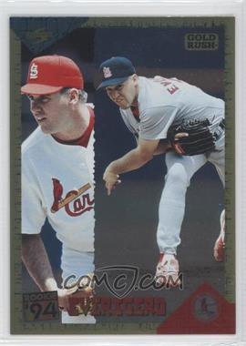 1994 Score Rookie & Traded Gold Rush #RT141 - Bryan Eversgerd
