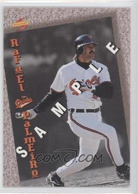 1994 Score Rookie & Traded Samples #CP2 - Rafael Palmeiro