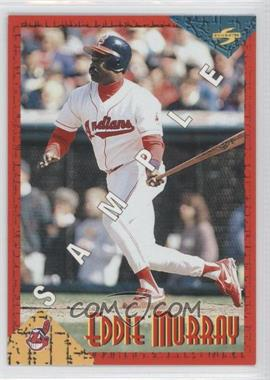 1994 Score Rookie & Traded Samples #RT5 - Eddie Murray