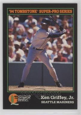 1994 Score Tombstone Pizza - Food Issue [Base] #21 - Ken Griffey Jr.