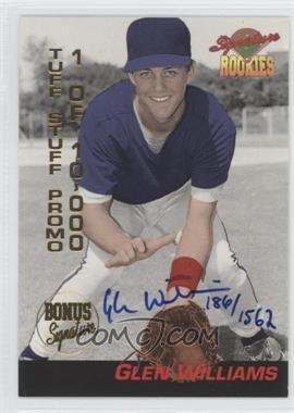1994 Signature Rookies [???] #P5 - Glenn Williams /1562