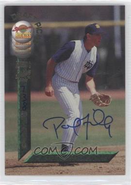 1994 Signature Rookies Draft Picks [???] #59 - Paul Failla /7750