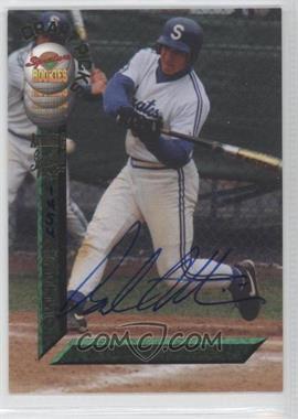 1994 Signature Rookies Draft Picks [???] #69 - Paul Ottavinia /7750