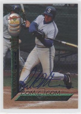 1994 Signature Rookies Draft Picks Autographs [Autographed] #69 - Paul Ottavinia /7750