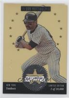 Don Mattingly /10000