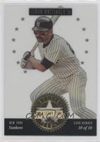 Don Mattingly /5000