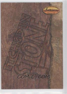 1994 Ted Williams Card Company - Etched in Stone #ES9 - Roger Maris (Checklist)
