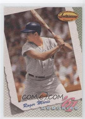 1994 Ted Williams Card Company Memories #M27 - Roger Maris