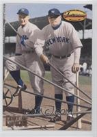 The Bambino and The Iron Horse (Babe Ruth, Lou Gehrig)