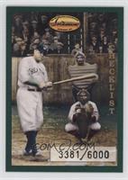 Checklist (Babe Ruth) /6000
