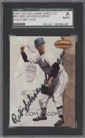 Red Schoendienst [SGC AUTHENTIC]