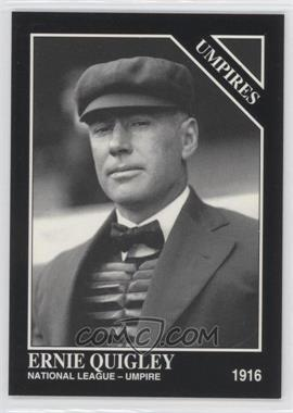 1994 The Sporting News Conlon Collection - [Base] #1206 - Ernie Quigley