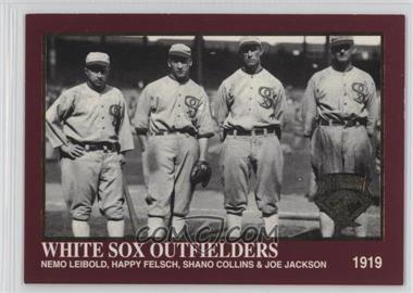 1994 The Sporting News Conlon Collection Burgundy #1042 - Chicago White Sox Team