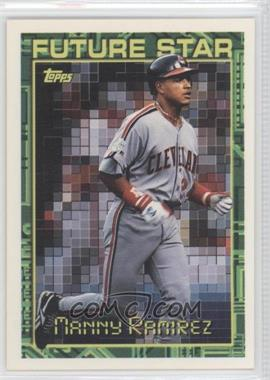 1994 Topps - [Base] #216 - Manny Ramirez