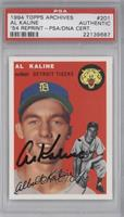 Al Kaline [PSA AUTHENTIC]