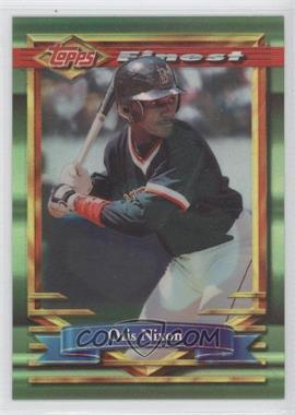 1994 Topps Finest - [Base] - Refractor #274 - Otis Nixon