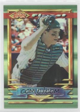1994 Topps Finest Refractor #319 - Todd Hundley