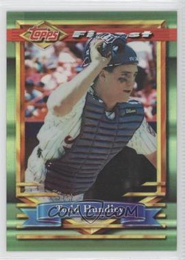 1994 Topps Finest Refractor #319 - Todd Hundley