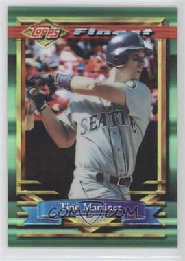 1994 Topps Finest Refractor #55 - Tino Martinez