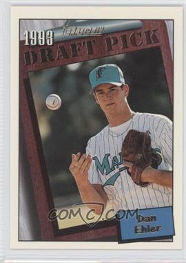 1994 Topps Gold #751 - Dan Ehler