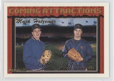 1994 Topps Gold #765 - Mark Holzemer, Paul Swingle