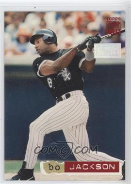1994 Topps Stadium Club 1st Day Issue #167 - Bo Jackson