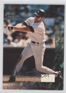 1994 Topps Team Stadium Club - [Base] - 1st Day Issue #204 - Wade Boggs