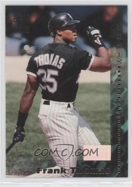 1994 Topps Team Stadium Club 1st Day Issue #121 - Frank Thomas