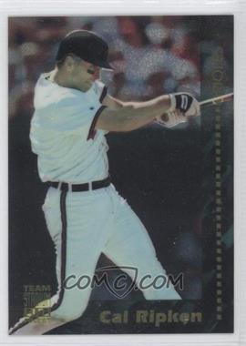 1994 Topps Team Stadium Club Finest #8 - Cal Ripken Jr.