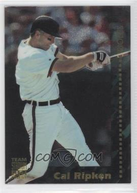 1994 Topps Team Stadium Club Finest #8 - Cal Ripken Jr.