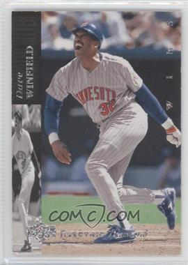 1994 Upper Deck - [Base] - Silver Electric Diamond Back #81 - Dave Winfield