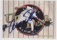 Alex Rodriguez (Autograph)